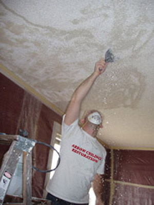 Bradenton Florida Ceiling Contractor Popcorn Ceiling
